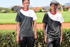 Iarotiana sy Naivo Champions de Madagascar juniors 2019